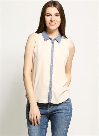 Vero Moda Vero Moda Bluz Krem
